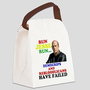 2016 RUN Canvas Lunch Bag