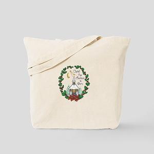Christ The Saviour Is Born Tote Bag
