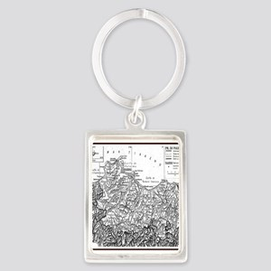 Province of Palermo Keychains
