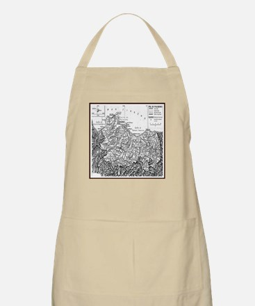 Province of Palermo Apron