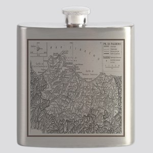 Province of Palermo Flask