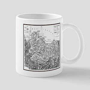 Province of Palermo Mugs