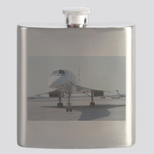 Super! Supersonic Concorde Flask