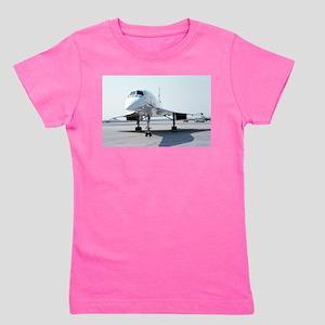 Super! Supersonic Concorde Girl's Tee