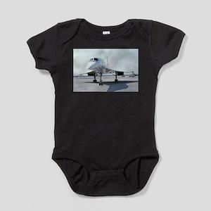 Super! Supersonic Concorde Baby Bodysuit