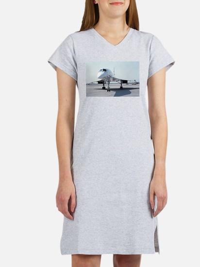 Super! Supersonic Concorde Women's Nightshirt