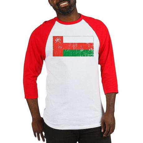 Vintage Oman Baseball Jersey