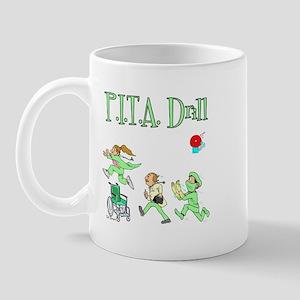 P.I.T.A. Drill Mug