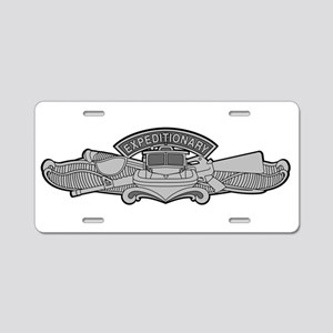 EXW Badge Aluminum License Plate
