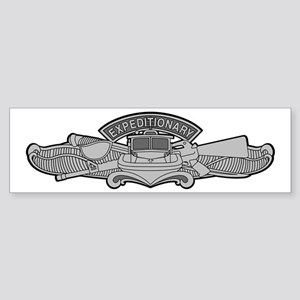 EXW Badge Bumper Sticker