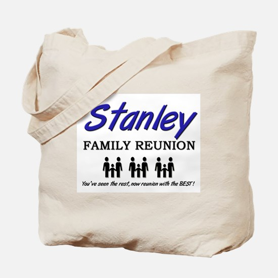 Stanley Family Reunion Tote Bag