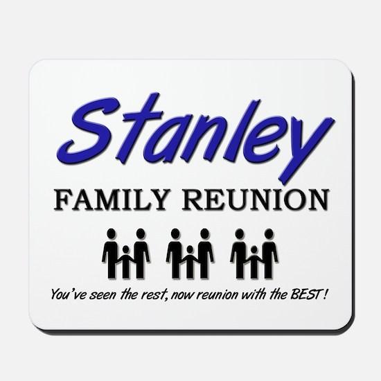 Stanley Family Reunion Mousepad
