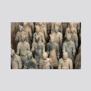 Terracotta Army, China. Magnets