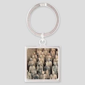 Terracotta Army, China. Keychains