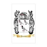 Jansky Sticker (Rectangle)