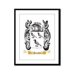 Jansky Framed Panel Print