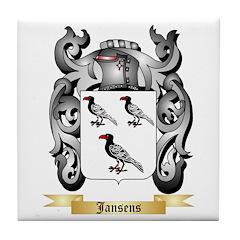 Jansens Tile Coaster
