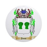 Janse Ornament (Round)