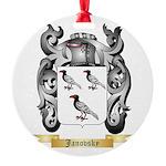 Janovsky Round Ornament