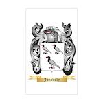 Janovsky Sticker (Rectangle)