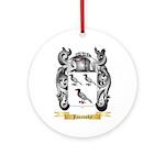 Janovsky Ornament (Round)