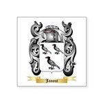 Janout Square Sticker 3