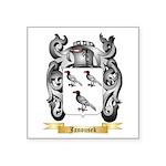 Janousek Square Sticker 3