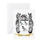 Janousek Greeting Card