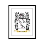 Janousek Framed Panel Print