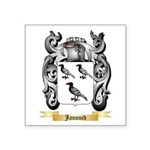 Janouch Square Sticker 3