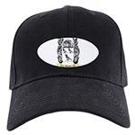 Janos Black Cap