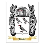 Janodet Small Poster