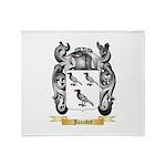 Janodet Throw Blanket