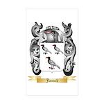 Janoch Sticker (Rectangle 50 pk)