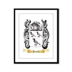 Janoch Framed Panel Print