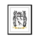 Janny Framed Panel Print