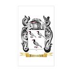 Jannuschek Sticker (Rectangle)