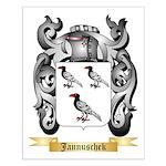 Jannuschek Small Poster