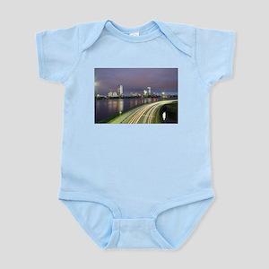City Skyline Body Suit