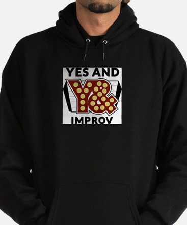 Yes And Logo Hoodie