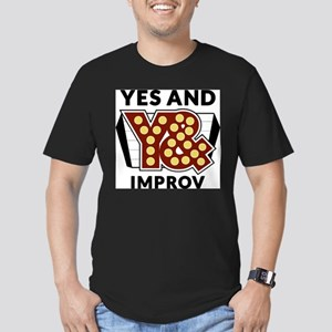 Yes And Logo T-Shirt