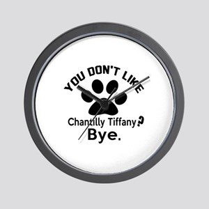You Do Not Like chantilly tiffany ? Bye Wall Clock