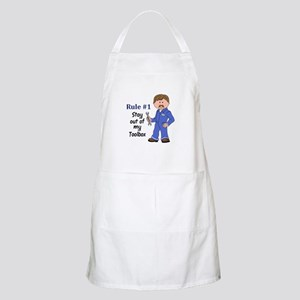 STAY OUT OF MY TOOLBOX Apron