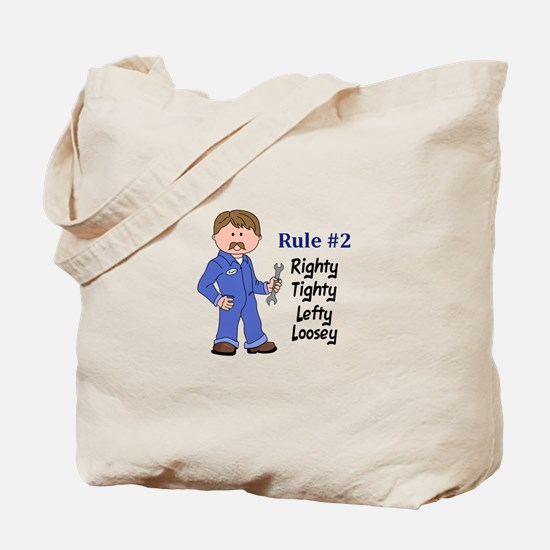 RIGHTY TIGHTY Tote Bag