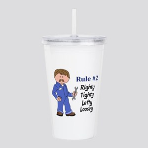 RIGHTY TIGHTY Acrylic Double-wall Tumbler