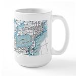 Lake Pennsylvania Large Mug