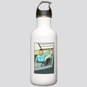 Printer Water Bottle