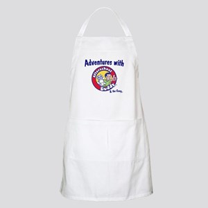 Adventures with Afterschool Buddy & the Gang Apron