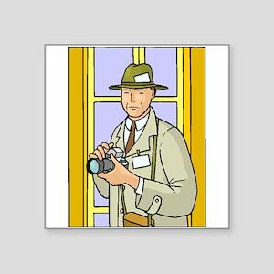 Photojournalist Sticker