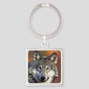 Wolf 024 Keychains